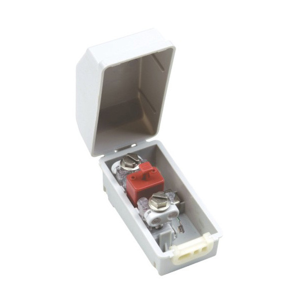 Indoor Subscriber Terminal Block STB Drop Wire One Pair STB Distribution Box